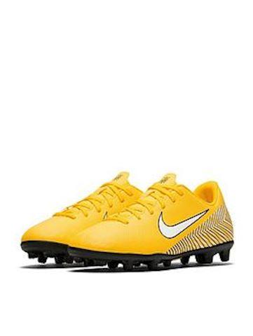 Nike Jr. Mercurial Vapor XII Club Neymar Jr. Younger/Older Kids'Multi-Ground Football Boot - Yellow Image