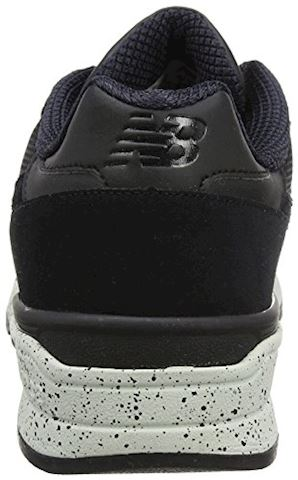 New Balance  ML597  men's Shoes (Trainers) in Black Image 2