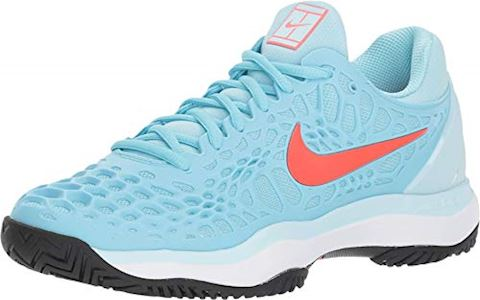 dcb792dccebc NikeCourt Zoom Cage 3 Hard Court Women s Tennis Shoe - Blue Image