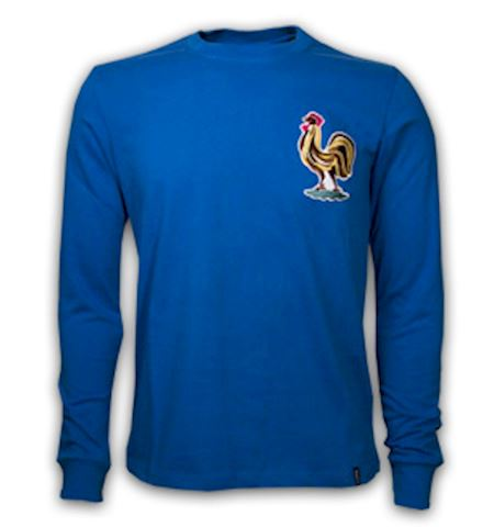 France Mens LS Home Shirt 1970 Image