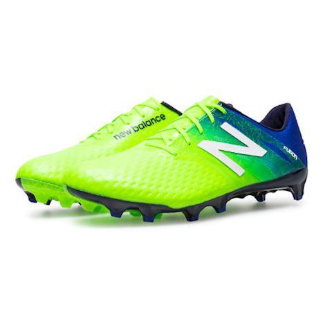 New Balance Furon Pro FG Football Boots Green Image