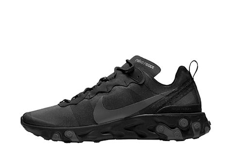 Nike React Element 55 Men's Shoe - Black Image