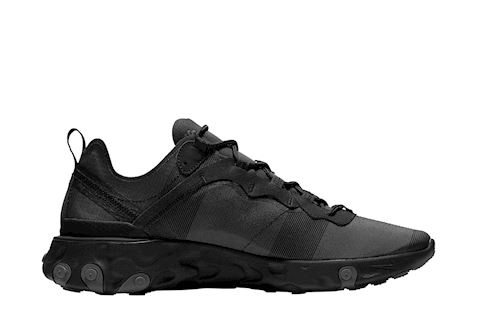 Nike React Element 55 Men's Shoe - Black Image 2