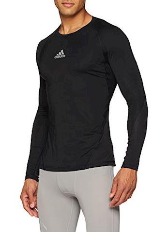 adidas Baselayer Alphaskin Sport L/S - Black Image