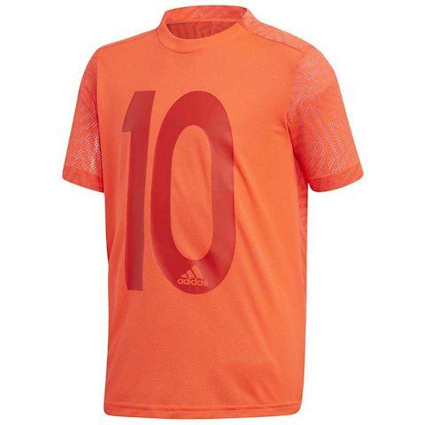 adidas Training T-Shirt Messi Icon - Solar Red Kids Image