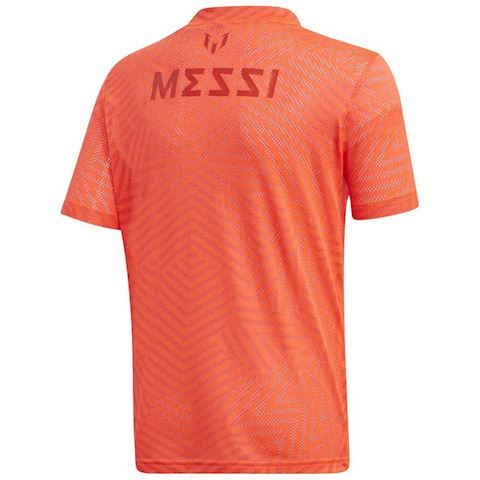 adidas Training T-Shirt Messi Icon - Solar Red Kids Image 2