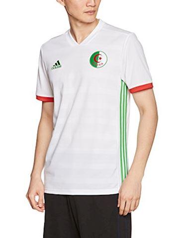 adidas Algeria Mens SS Home Shirt 2018 Image