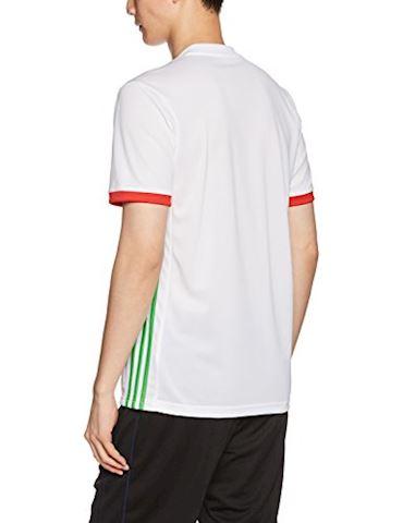 adidas Algeria Mens SS Home Shirt 2018 Image 2