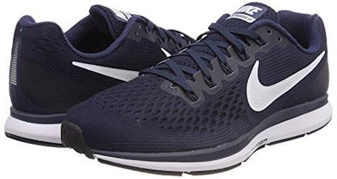 Nike Air Zoom Pegasus 34 Men's Running Shoe - Blue Image 5