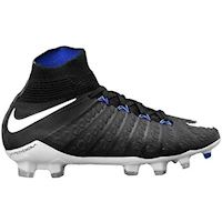 aaeff60bdd00 Nike Hypervenom Phantom 3 DF FG Older Kids'Firm-Ground Football Boot - Black