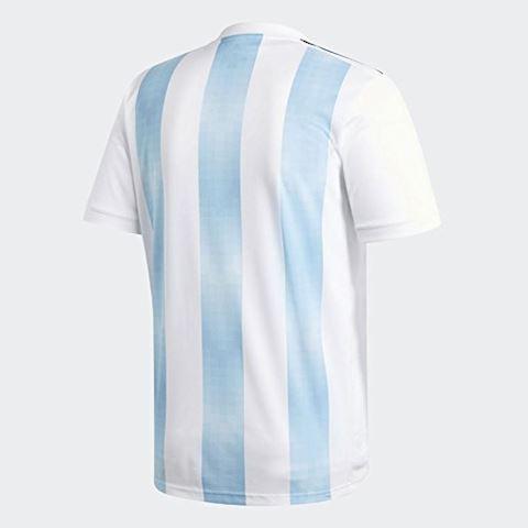 adidas Argentina Mens SS Home Shirt 2018 Image 3