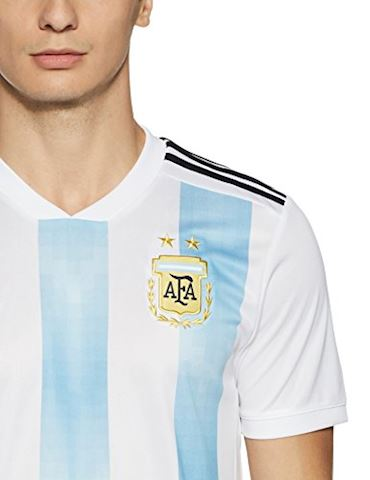 adidas Argentina Mens SS Home Shirt 2018 Image 4