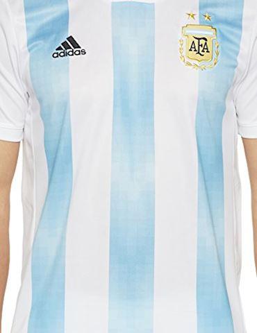 adidas Argentina Mens SS Home Shirt 2018 Image 5
