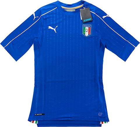 Puma Italy Mens SS Player Issue Home Shirt 2016 Image