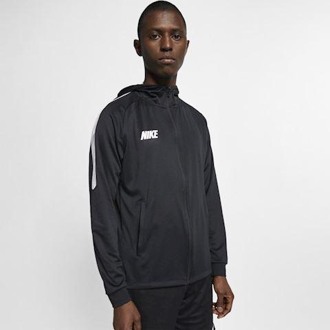 Nike Dri-FIT Squad Men's Full-Zip Football Jacket - Black Image