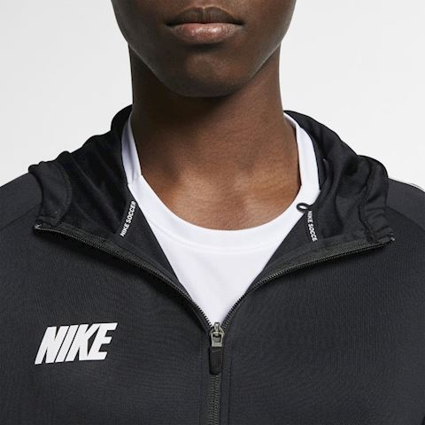 Nike Dri-FIT Squad Men's Full-Zip Football Jacket - Black Image 3