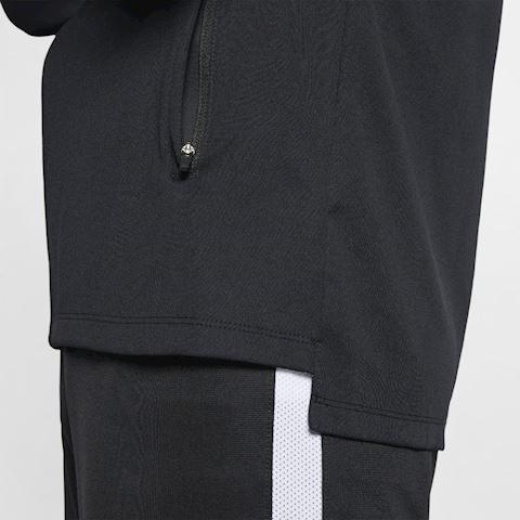 Nike Dri-FIT Squad Men's Full-Zip Football Jacket - Black Image 4