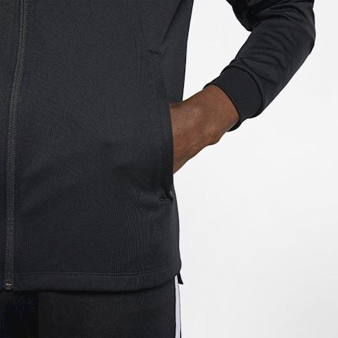 Nike Dri-FIT Squad Men's Full-Zip Football Jacket - Black Image 5