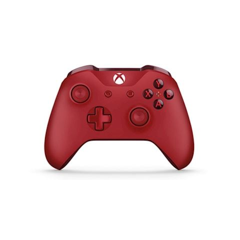 Official Xbox One Wireless Controller 3.5mm - Red Image