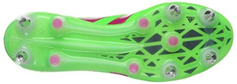 adidas ACE 161 SG Solar Green Shock Pink Core Black Image 3