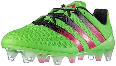 adidas ACE 161 SG Solar Green Shock Pink Core Black Image 6
