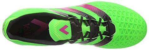 adidas ACE 161 SG Solar Green Shock Pink Core Black Image 8