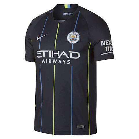 Nike Manchester City Mens SS Away Shirt 2018/19 Image