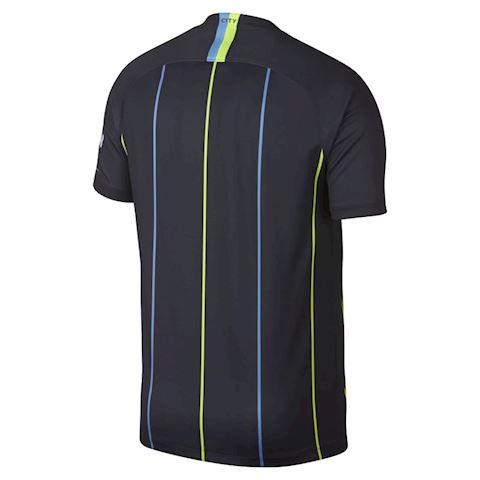 Nike Manchester City Mens SS Away Shirt 2018/19 Image 2