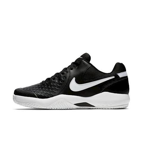 NikeCourt Air Zoom Resistance Men's Hard Court Tennis Shoe - Black Image