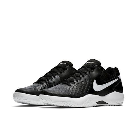NikeCourt Air Zoom Resistance Men's Hard Court Tennis Shoe - Black Image 2