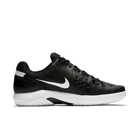NikeCourt Air Zoom Resistance Men's Hard Court Tennis Shoe - Black Image 3