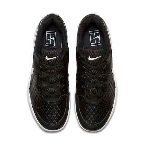 NikeCourt Air Zoom Resistance Men's Hard Court Tennis Shoe - Black Image 4