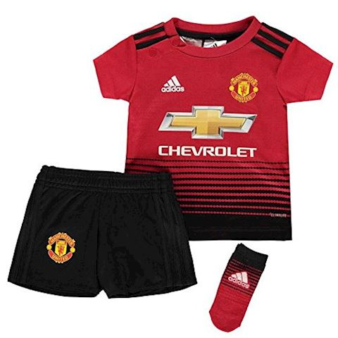 bdd665ba4 adidas Manchester United Baby SS Home Mini Kit 2018 19 Image