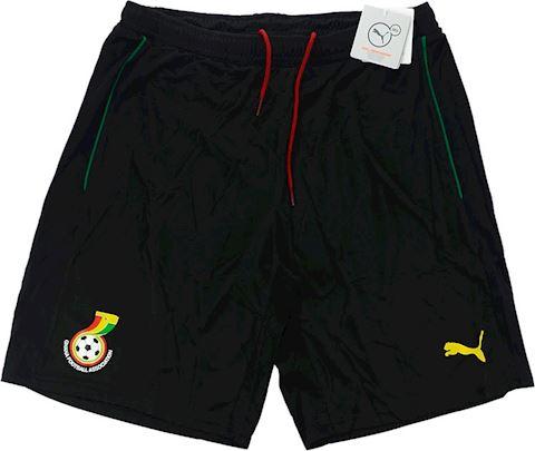 Puma Ghana Mens Player Issue Home Shorts 2016 Image