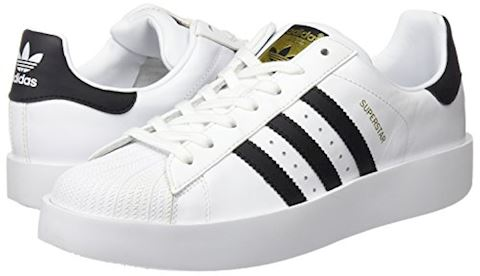 adidas Superstar Bold Platform Shoes Image 13