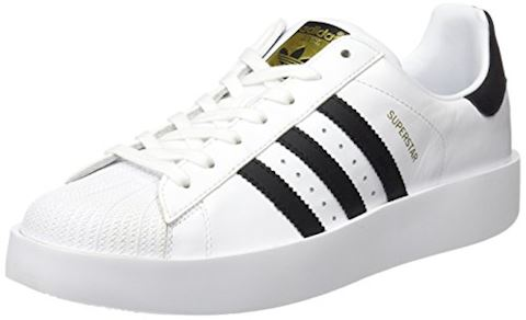 adidas Superstar Bold Platform Shoes Image 9