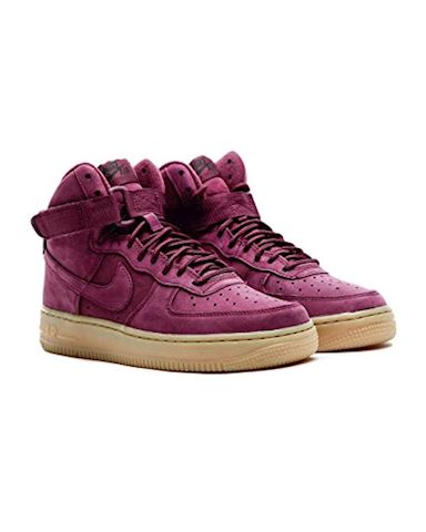 Nike Air Force 1 High WB Older Kids' Shoe - Purple Image 2