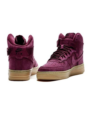 Nike Air Force 1 High WB Older Kids' Shoe - Purple Image 3
