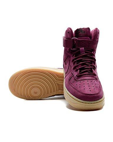 Nike Air Force 1 High WB Older Kids' Shoe - Purple Image 4