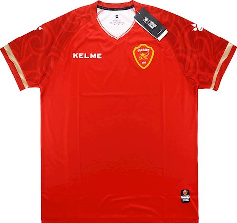 Meizhou Meixian Techand Mens SS Home Shirt 2018/19 Image