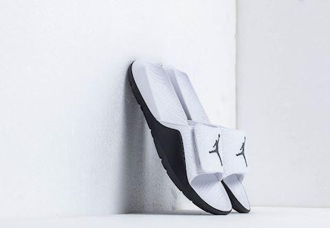 b22fbab49 Nike Jordan Hydro 7 V2 White  Black Image