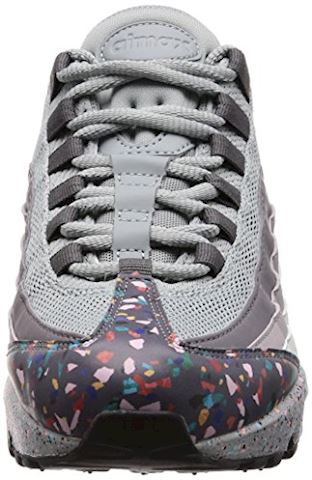 Nike Air Max 95 SE Women's Shoe - Grey Image 4
