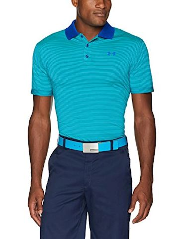 Under Armour Men's UA Performance Polo Patterned Image