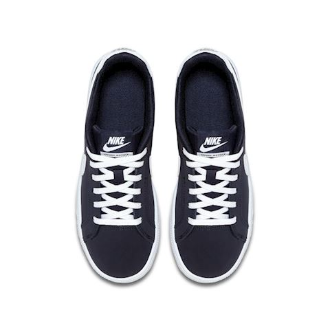 NikeCourt Royale Older Kids' Shoe - Blue Image 4