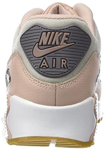 Nike Air Max 90 Women's Shoe - Cream Image 2