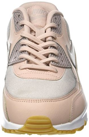 Nike Air Max 90 Women's Shoe - Cream Image 4