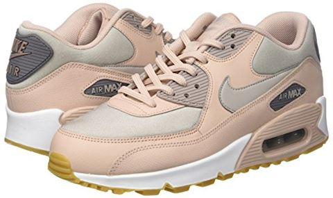 Nike Air Max 90 Women's Shoe - Cream Image 5