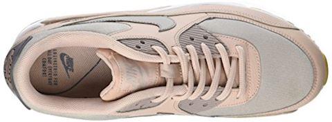 Nike Air Max 90 Women's Shoe - Cream Image 7