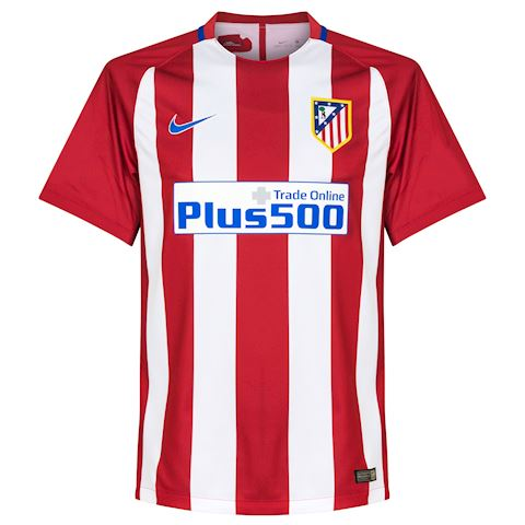 Nike Atlético Madrid Mens SS Player Issue Home Shirt 2016/17 Image
