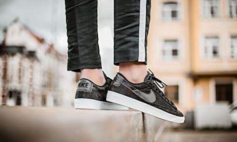 Nike Blazer Low LX Women's Shoe - Black Image 4